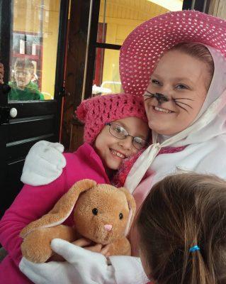 Eggspecially Fun Bunny Run to Seitzland