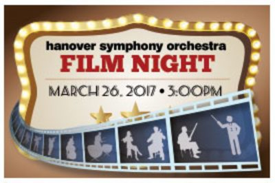 Film Night with the Hanover Symphony Orchestra