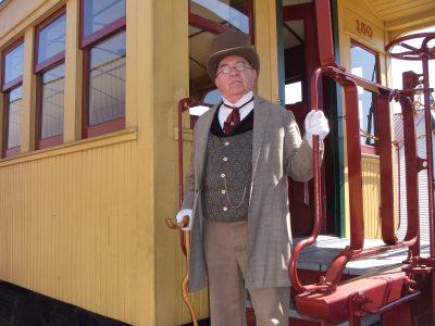 J.W. Gitt on the Glen Rock Railroad Experience