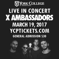 Live in Concert - X AMBASSADORS