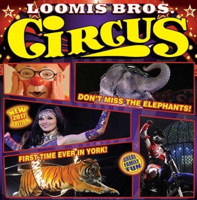 Loomis Bros. Circus: Twenty Years of Tradition Tour