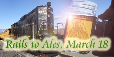Rails to Ales - Cancelled