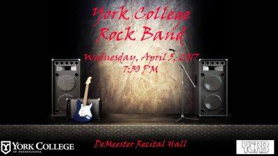 York College Rock Band Concert