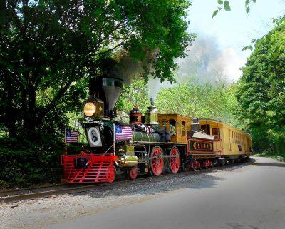 Lincoln Funeral Train — Glen Rock Express