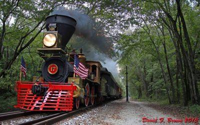 Memorial Day Train to Glen Rock