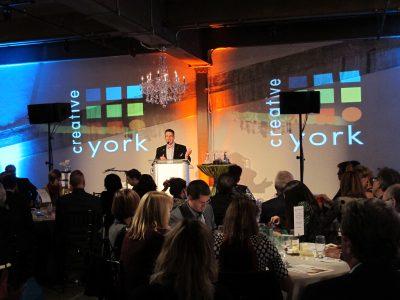 The Annual Creative York Awards