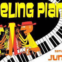 Dueling Pianos Uptown York Rotary Club Fundraiser
