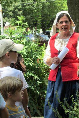 Preschool Activity Series- Five Senses Garden Walk