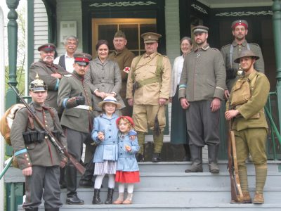 WWI Encampment Weekend