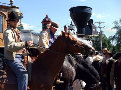 Wild West Express featuring the James Younger Gang