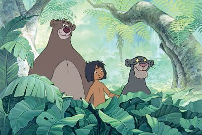 FREE First Friday Family Film: The Jungle Book