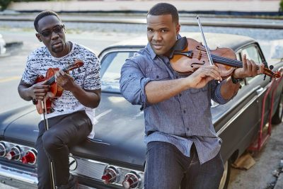 Black Violin featuring the York Youth Symphony Orc...