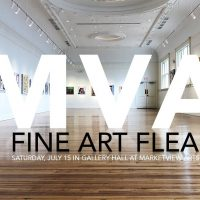 Marketview Arts Fine Art Flea 2017