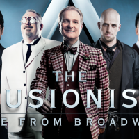 THE ILLUSIONISTS Ð LIVE FROM BROADWAY
