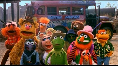 FREE First Friday Family Film: The Muppet Movie