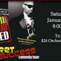 Earl David Reed Comedy Tour