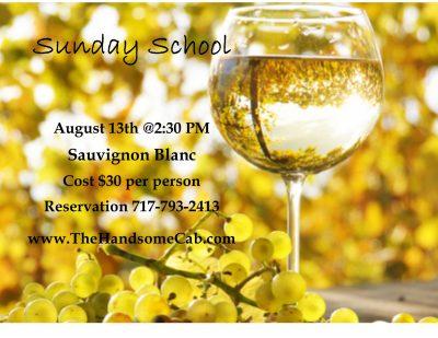 Sunday School - Sauvignon Blanc