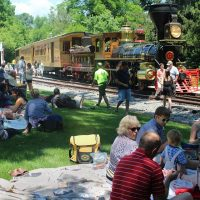 BYOPicnic with bluegrass music at Hanover Junction