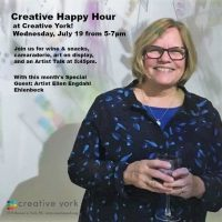 Creative Happy Hour