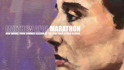 Matthew Apol: Marathon. Works from summer session at the NYSS