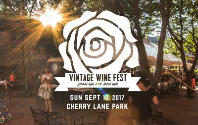 Vintage Wine Fest