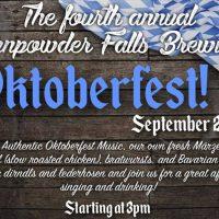 Oktoberfest at Gunpowder Falls Brewing