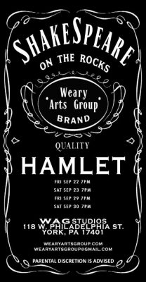 Hamlet - Shakespeare on the Rocks Series