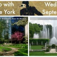 Bus Trip with Creative York: Brandywine River Museum of Art and Longwood Gardens