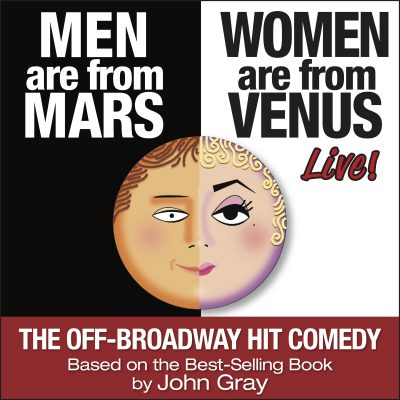 Men are from Mars - Women are from Venus LIVE!