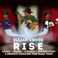 RISE: A Music Magic and Comedy Show for NAMI York