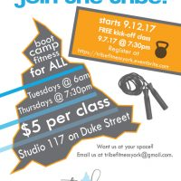 Tribe Fitness of York Free Kick-Off Class