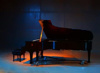 Faculty and Guest Piano Recital: Two Pianos