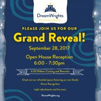 DreamWrights Grand Reveal