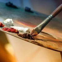 Sculpting Your Painting Using Color Schemes in Oil...