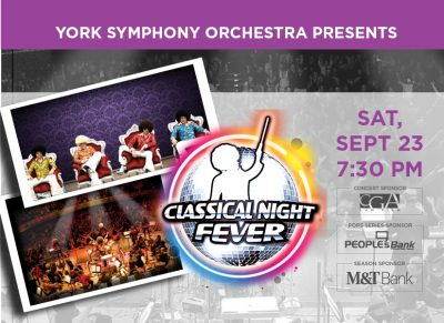 Classical Night Fever.