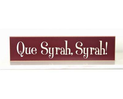 Sunday School - Que Syrah Syrah Syrah