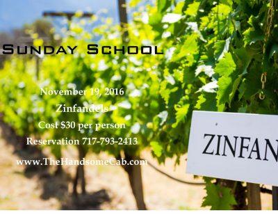 Sunday School - Zinfandel