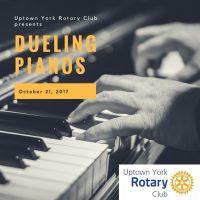 UYRC Dueling Pianos Fundraiser