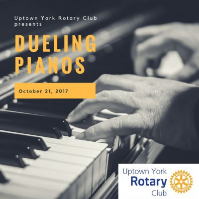 UYRC Dueling Pianos Fundraiser