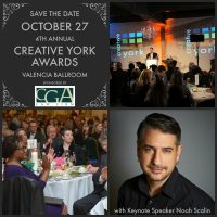 The 4th Annual Creative York Awards