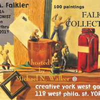 The Falkler Collection hosted by Michael N. Walker at Creative York West