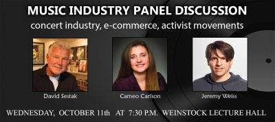 Music Industry Panel Discussion
