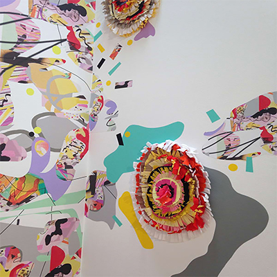 Visiting Artist Lecture and Exhibition: Amy Boone-McCreesh: Taste and Privilege