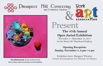 47th Annual Open Juried Exhibition - Opening Reception