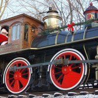 Santa Sing-Along on the Seitzland Express