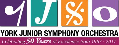 York Junior Symphony Orchestra 2017 Fall Concert