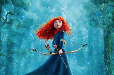 Free First Friday Family Film: BRAVE