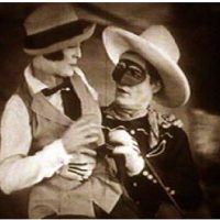 Silent Film: The Great K & A Train Robbery