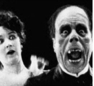 Silent Film: The Phantom of the Opera 4:00 p.m.
