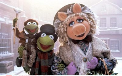 Free First Friday Family Film: The Muppet Christmas Carol